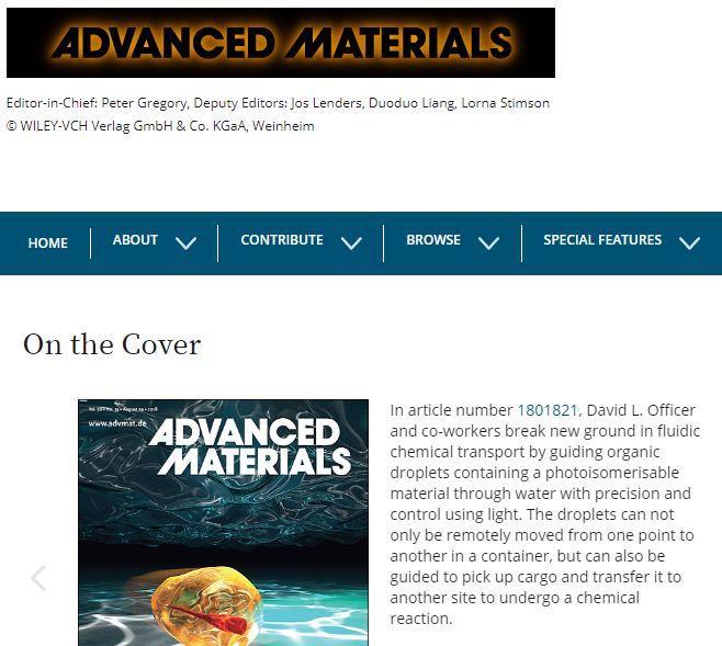 Adv Mater年发文量1500多篇的SCI,6月份最新IF预计仍超20分-sci666