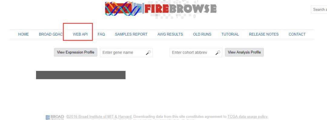 手把手教你用R语言下载TCGA数据库:FirebrowseR-sci666