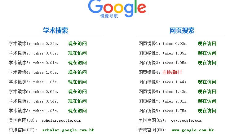 如何在国内使用谷歌学术(Google scholar)-sci666