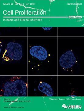 Cell proliferation审稿周期短,会不会是下一个Oncotarget?