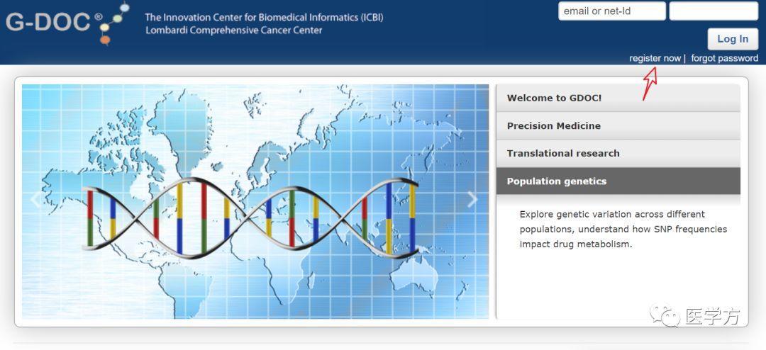 通过G-DOC与LOGpc数据库来寻找GEO数据-sci666