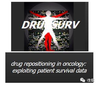 DRUGSURV:肿瘤药物+预后研究工具-sci666