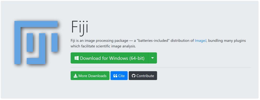 利用Image J的Fiji插件展示荧光显微镜图像-sci666