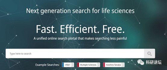 Bioseek:基因 疾病 分子通路 药物 专利 临床研究的搜索引擎