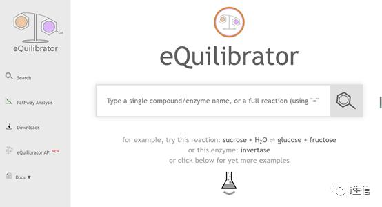 利用eQuilibrator推测潜在、未实验验证的生化反应的可行性-sci666
