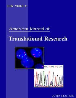 American Journal of Translational Research影响因子3.2分 JCR Q2 中科院3区