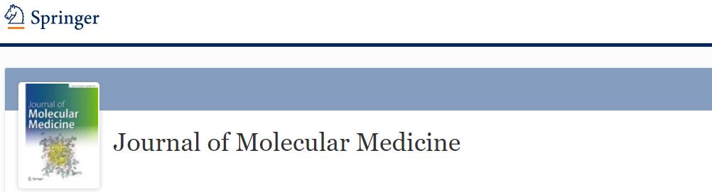 Journal of Molecular Medicine期刊解析