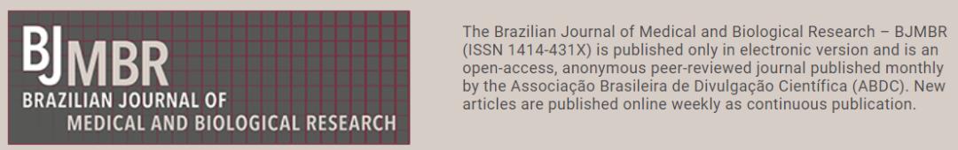 BrazilianJournalofMedicalandBiologicalResearch出现在预警名单中 却鲜有人知