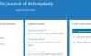 Journal of Arthroplasty影响因子3分,2020年预测仍3分
