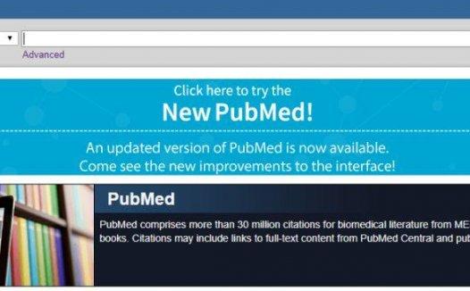 PubMed新版本升级了哪些功能
