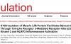 季勇教授团队发现MLP蛋白质修饰调控TLR3/RIP3-p65/NLRP3信号通路