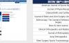 Journal of Knee Surgery影响因子1.5分的骨科领域杂志 无版面费