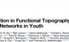 大尺度功能脑网络的大小和形态随着儿童青少年发育的变化以及与执行功能的关系