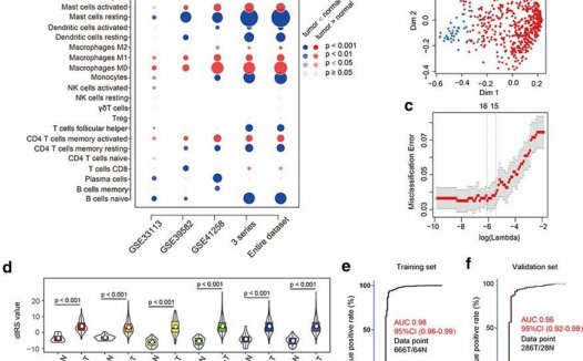 文献解读:4.9分的免疫预后模型思路