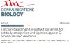 章美云/徐建青团队开发高效筛选G蛋白偶联受体拮抗剂和激动剂抗体的平台