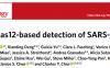 基于CRISPR-Cas12的SARS-CoV-2快速诊断技术