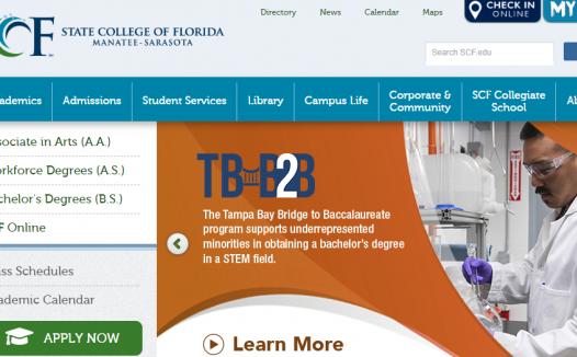 美国佛罗里达州海牛-萨拉索塔州立大学学生邮箱申请