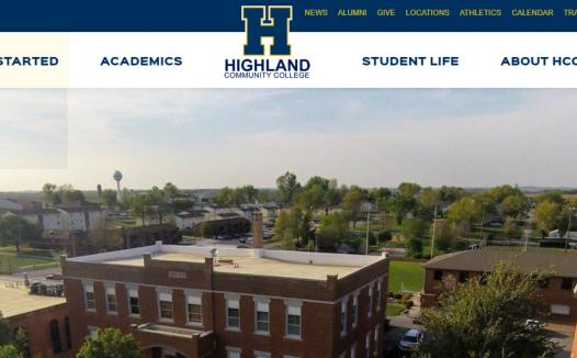 高地社区学院学生邮箱申请方法