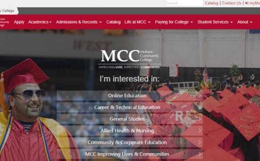 美国社区大学edu邮箱账号注册方法(莫哈维社区学院)