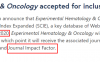 Experimental Hematology & Oncology2020年首个影响因子破3分