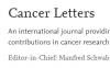 Cancer letters 2020年影响因子预测7.5分