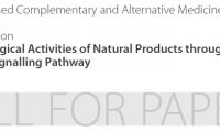 SCI期刊Call for papers: 基于TGF-β信号通路的天然产物的药理活性