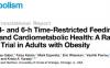研究发现限时进食法还可以在一定程度上改善心脏代谢健康