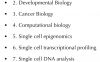 2020年单细胞基因组学前沿会议推荐(冷泉港亚洲学术会议)