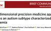 罗元等用AI驱动的精准医学确定新型自闭症亚型