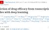 文献详解 一个深度学习应用于药物有效性预测的应用研究模式