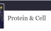 Protein & Cell影响因子上升速度快的优质国刊