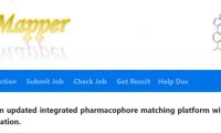 PharmMapper:小分子药物预测作用靶点的在线平台